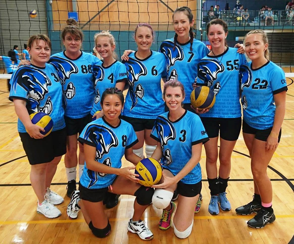 CHVA Women's Team