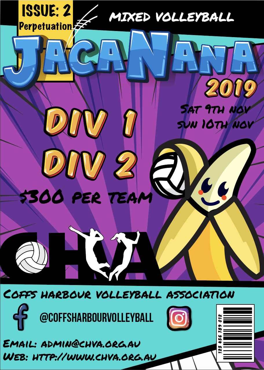 JacaNana 2019 Poster