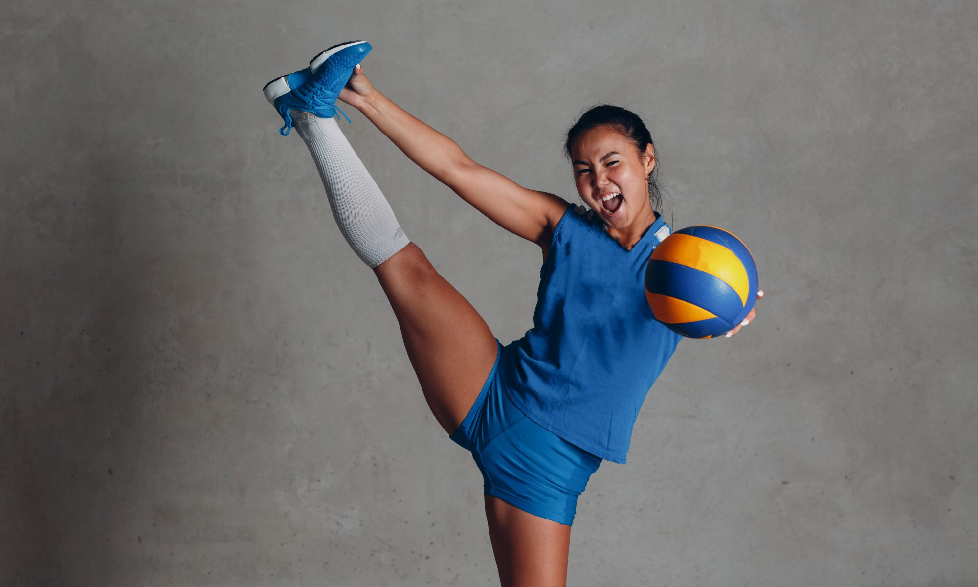 Rep Volleyball Player